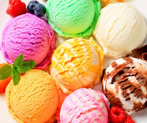 Làm kem với bột làm Ý tại nhà